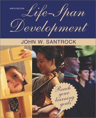 9780072820492: Life Spanspan Development