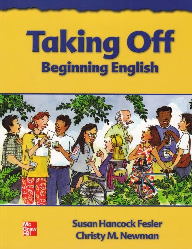 9780072820638: Taking Off Beginning English SB