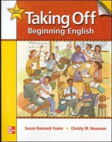 9780072820676: Taking Off: Beginning English - Audio CDs (4)