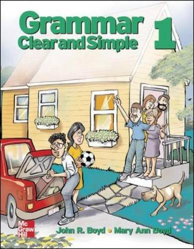 9780072820706: Grammar Clear and Simple - Book 1 (Beginning) - Audiocassettes (4) (Bk. 1)