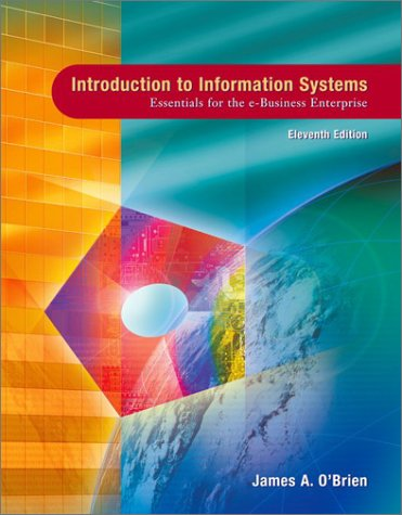 9780072821024: Introduction to Information Systems with PowerWeb