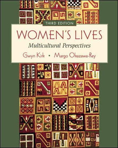 9780072822441: Women's Lives: Multicultural Perspectives