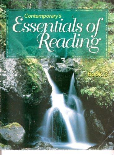 9780072822625: Contemporary's Essentials of Reading, Book 3