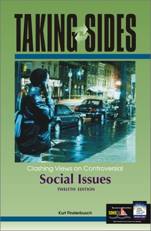 9780072822786: Taking Sides: Clashing Views on Controversial Social Issues