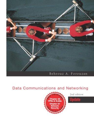 9780072822946: Data Commun & Network Update (McGraw-Hill Forouzan Networking Series)