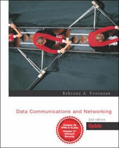 9780072822946: Data Commun & Network Update (McGraw-Hill Forouzan Networking Series)