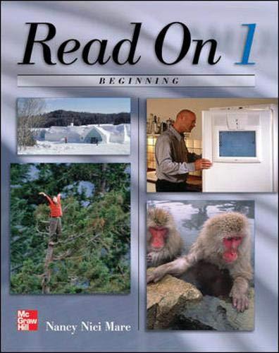 9780072823035: Read On 1 Beginning Student Book