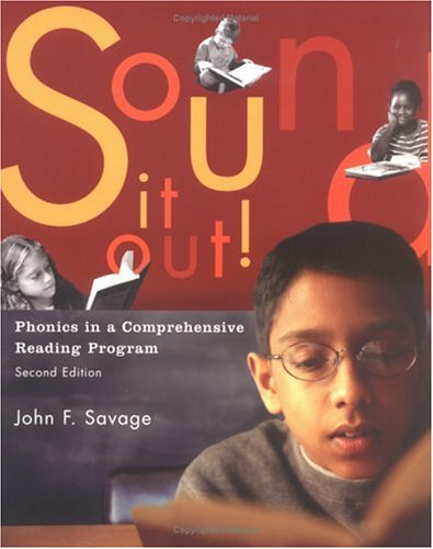 9780072823202: Sound It Out: Phonics in a Comprehensive Reading Program