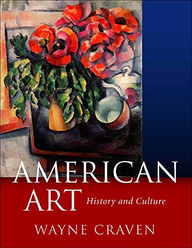 9780072823295: American Art: History and Culture, Revised First Edition