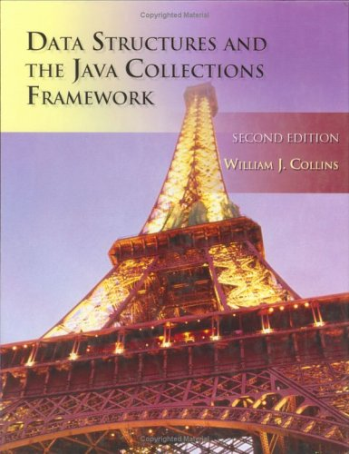 9780072823790: Data Structures and the Java Collections Framework