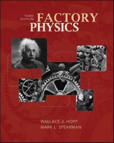 9780072824032: Factory Physics (The Mcgraw-hil/Irwin Series)