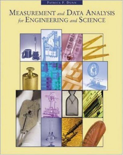 9780072825381: Measurement and Data Analysis for Engineering and Science (Engineering Series)