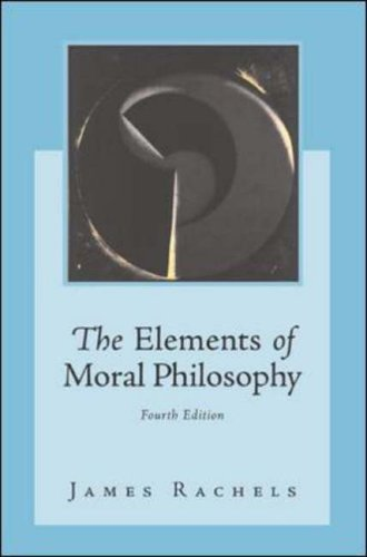 9780072825749: The Elements of Moral Philosophy: With Dictionary of Philosophical Terms