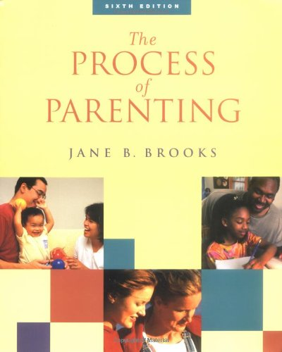 9780072826692: The Process Of Parenting