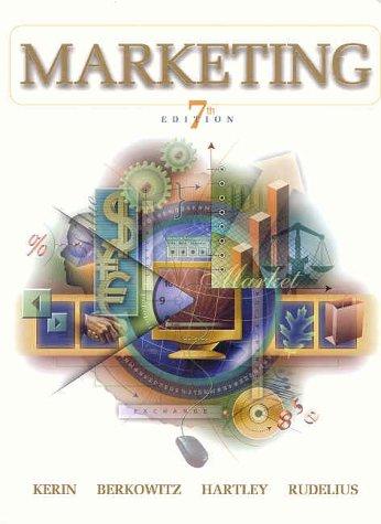 9780072826777: Marketing