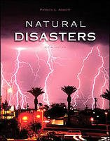 9780072826814: Natural Disasters
