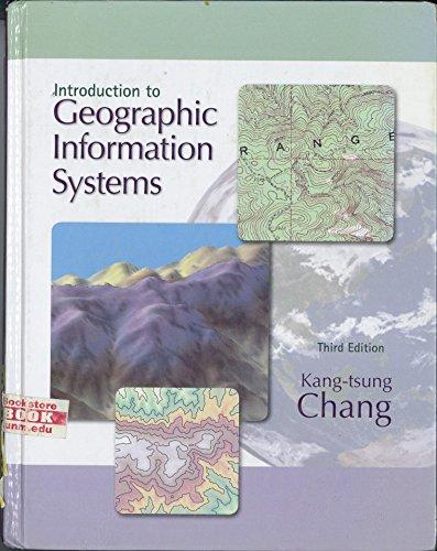 9780072826821: Introduction to Geographic Information Systems