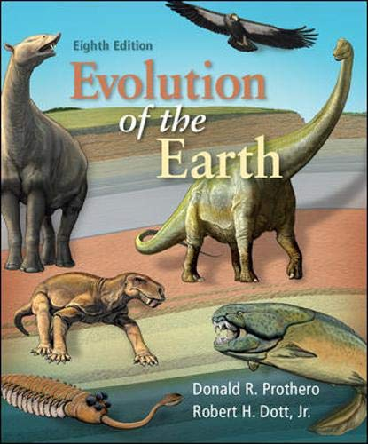 9780072826845: Evolution of the Earth