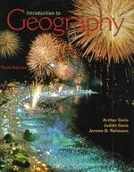 9780072826852: Introduction To Geography / Arthur Getis ... Et Al