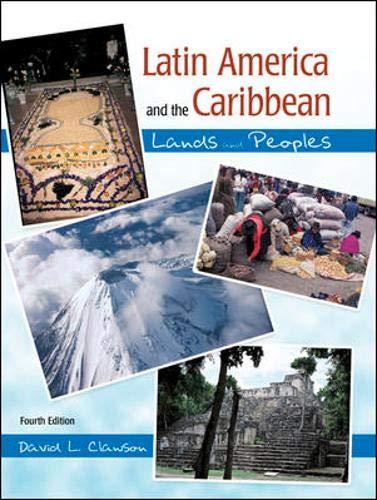 9780072826944: Latin America & the Caribbean
