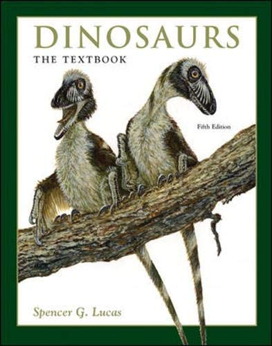 9780072826951: Dinosaurs: The Textbook