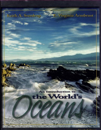 9780072827019: An Introduction to the World's Oceans
