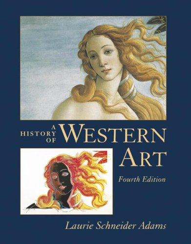 9780072827194: A History of Western Art