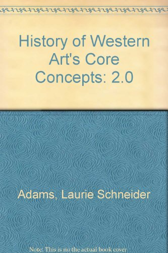 9780072827286: History of Western Art's Core Concepts CD-ROM, V2.0