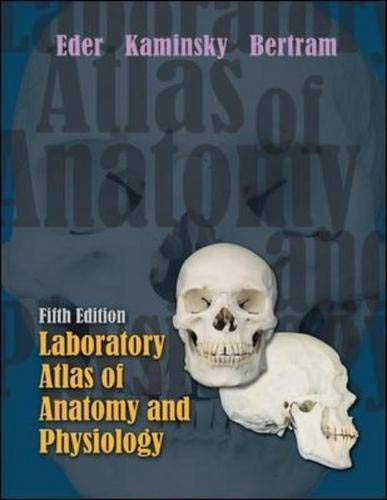 9780072827330: Laboratory Atlas of Anatomy and Physiology