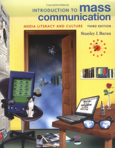 9780072827583: Introduction to Mass Communication: Media Literacy and Culture