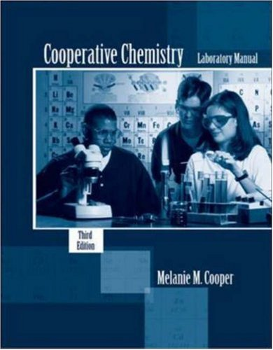 9780072828467: Cooperative Chemistry Lab Manual