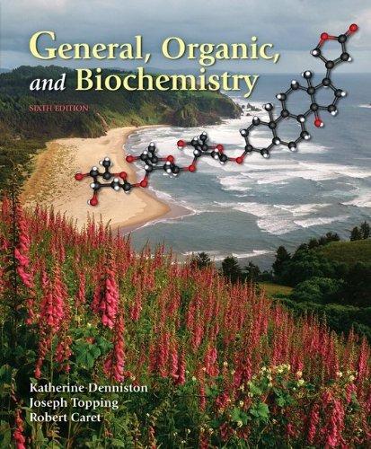 9780072828474: General, Organic, and Biochemistry