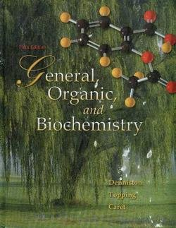 9780072828474: General, Organic, and Biochemistry