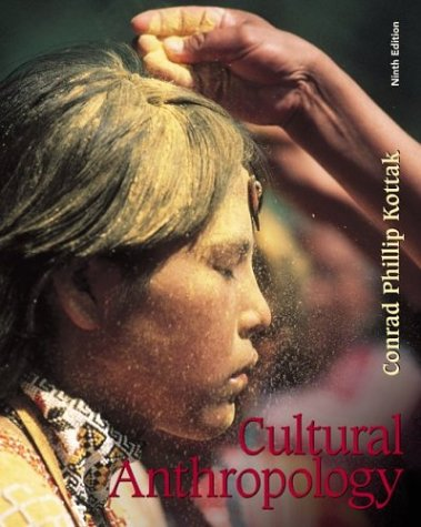 9780072829426: Cultural Anthropology with Free Interactive Student CD-ROM and Free PowerWeb