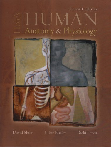 9780072829532: Hole's Human Anatomy & Physiology