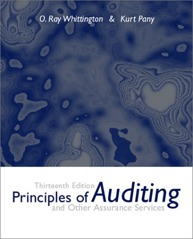 9780072829648: Principles of Auditing and Other Assurance Services w/ Enron Powerweb