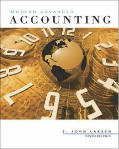 9780072829662: Modern Advanced Accounting w/ PowerWeb: Enron