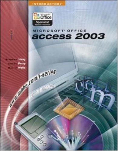 9780072830613: I-Series: Microsoft Office Access 2003 Introductory