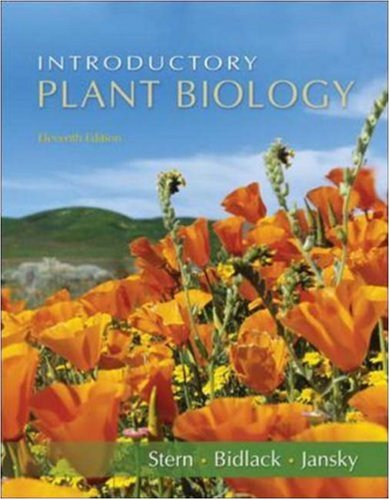 9780072830675: Introductory Plant Biology