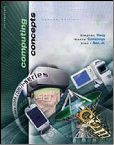 9780072830811: The I-Series Computing Concepts Introductory