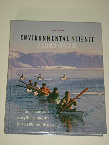 9780072830897: Environmental Science: A Global Concern