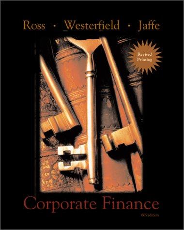 9780072831375: Corporate Finance
