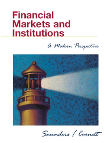 9780072831535: Financial Markets & Institutions + Study Guide + Enron Powerweb