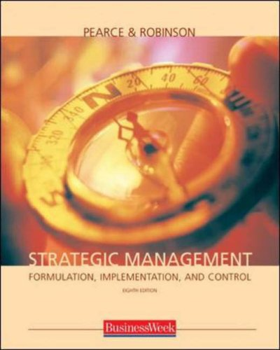 9780072831542: Strategic Management with PowerWeb and Business Week Card