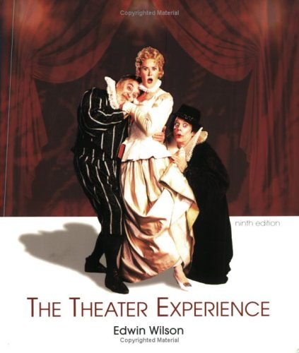 9780072831825: The Theater Experience