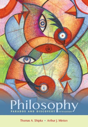 9780072831894: Philosophy: Paradox and Discovery