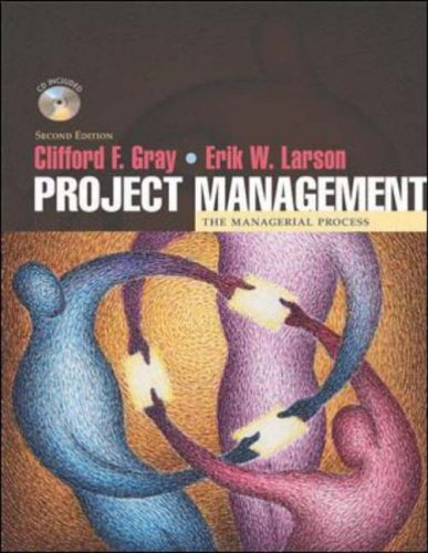 9780072833485: Project Management: The Managerial Process