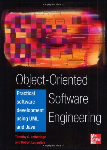 9780072834956: Object-Oriented Software Engineering: Practical Software Development using UML and Java