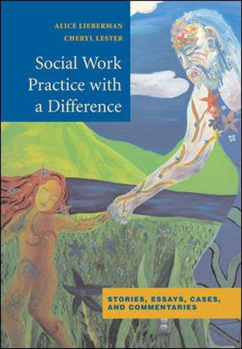 9780072835472: Social Work Practice With a Difference: A Literary Approach