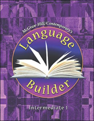 9780072835878: Language Builder - Intermediate 1